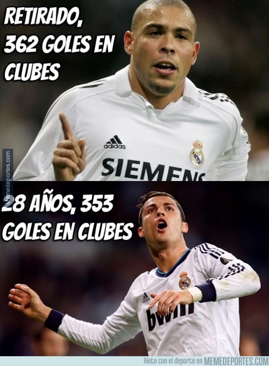 241210 - ¿Que Ronaldo sólo hay uno?, pues a este tampoco se le ve mal
