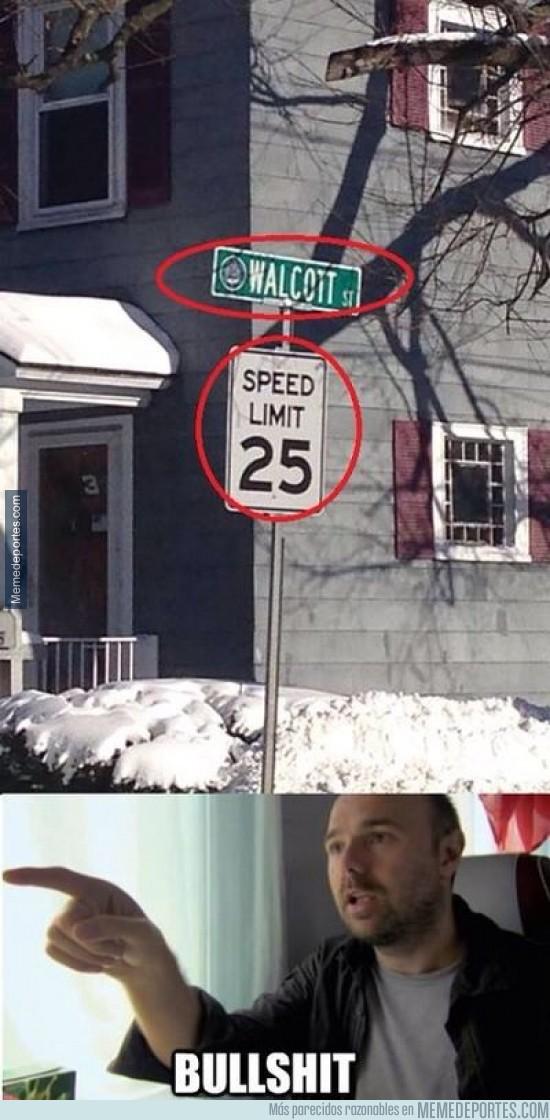 241237 - Walcott Speed Limit