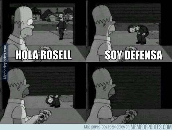 241325 - Rosell sigue buscando al central