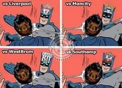 Enlace a Los resultados del Manchester United de Moyes