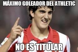 Enlace a Máximo goleador del Athletic