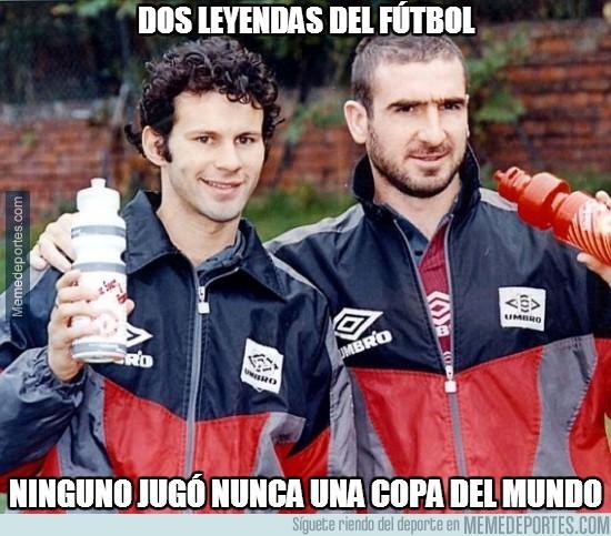 241544 - Dos leyendas del fútbol