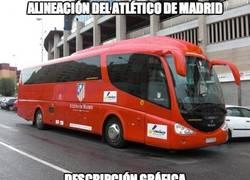 Enlace a El Atlético ha plantado el autobús en Mestalla