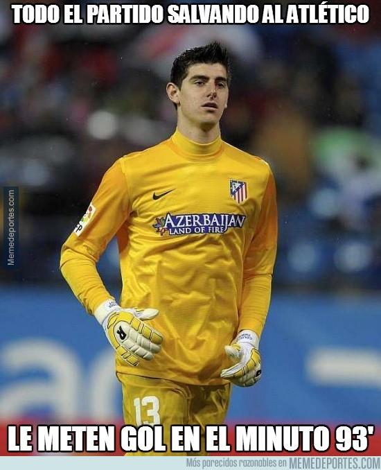 241732 - Todo el partido salvando al Atlético