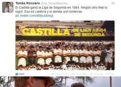 Enlace a Roncero, 1984...