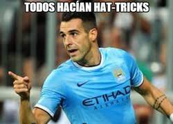 Enlace a Negredo y su hat-trick