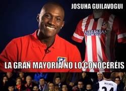 Enlace a Josuha Guilavogui y su enorme potencial