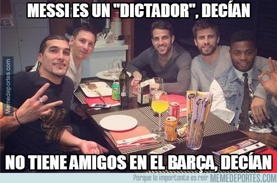 242540 - Messi es un dictador, decían