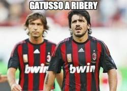 Enlace a Gatusso a Ribery