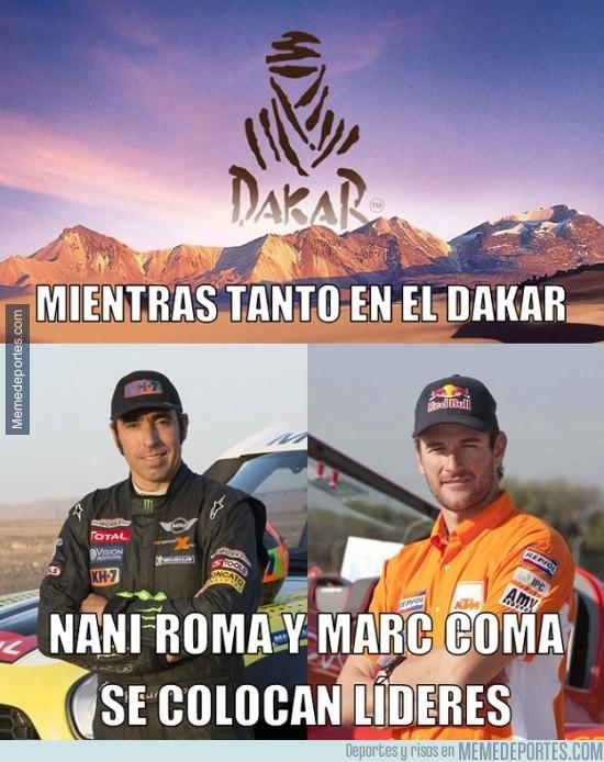 243133 - Mientras tanto en el Dakar 2014