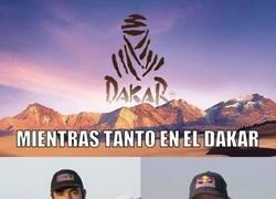 Enlace a Mientras tanto en el Dakar 2014