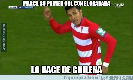 243479 - Marca su primer gol con el Granada