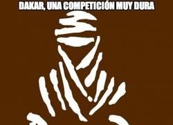 Enlace a Dakar, una competición muy dura