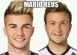 Enlace a Mario Reus y Marco Götze
