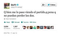 Enlace a Guti lo tiene claro