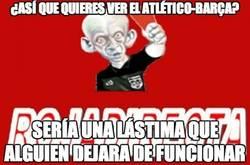 Enlace a ¿Así que quieres ver el Atlético-Barça?
