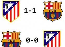 Enlace a ¿Qué está pasando con los Atlético-Barcelona?