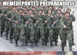 Enlace a Memedeportes se prepara