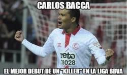 Enlace a Carlos Bacca destruye las cifras de CR7, Neymar y Bale