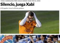 Enlace a Cómo frenar a Xabi Alonso