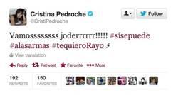 Enlace a Pedroche tras la victoria del Rayo
