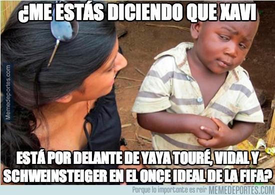 245529 - ¿Me estás diciendo que Xavi...