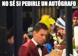 Enlace a Messi el botones