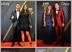 Enlace a Neymar y Dani Alves, la extraña pareja