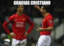 Enlace a Gracias Cristiano