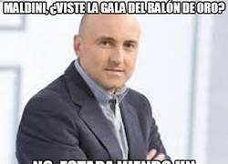 Enlace a Maldini a lo suyo...