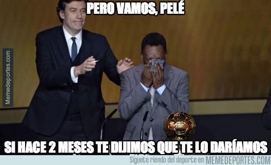 246638 - Pero vamos, Pelé