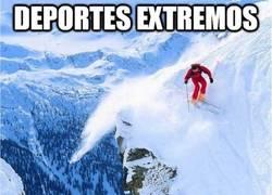 Enlace a Deportes extremos