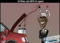 Enlace a Seedorf y lo que pretende con su nuevo Milan