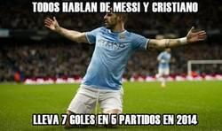 Enlace a Todos hablando de Messi y Cristiano...