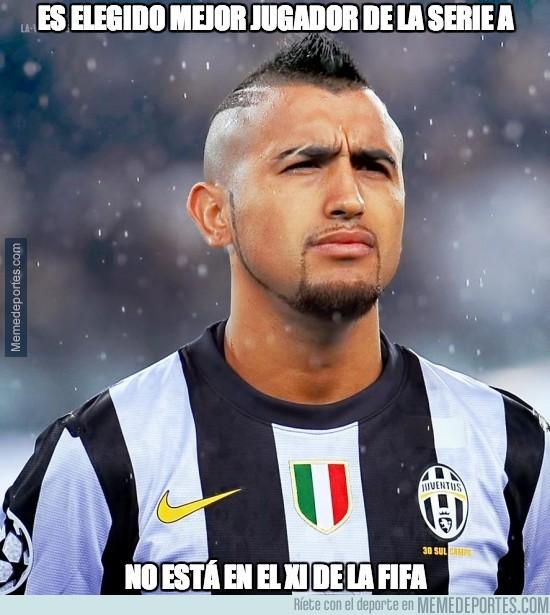 248317 - Es elegido mejor jugador de la Serie A