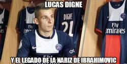 Enlace a Lucas Digne