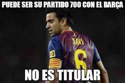 Enlace a Puede ser su partido 700 con el Barça