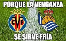 Enlace a La Real Sociedad elimina al Villareal de Copa del Rey