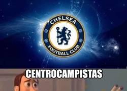 Enlace a Chelsea, sinónimo de centrocampista