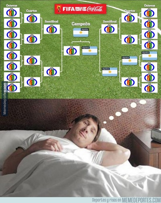 248888 - El Mundial ideal para Messi