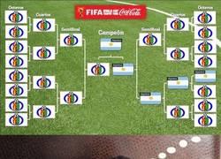 Enlace a El Mundial ideal para Messi