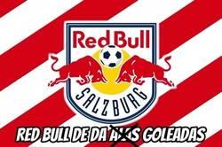 Enlace a Red Bull te da Alas
