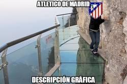 Enlace a Atlético de Madrid, con miedo a las alturas
