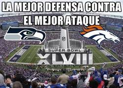 Enlace a ¿Te gusta la NFL? La mejor defensa contra el mejor ataque