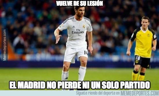 250853 - El mariscal del centro del campo del Real Madrid