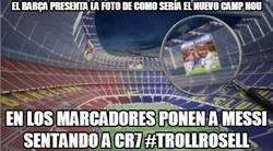 Enlace a El Barça presenta la foto de cómo sería el nuevo Camp Nou
