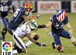 Enlace a Pequeñas diferencias entre liga BBVA y liga Adelante
