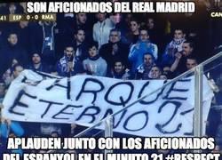 Enlace a Son aficionados del Real Madrid