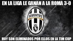 Enlace a En la liga le ganan a la Roma 3-0
