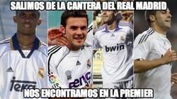 Enlace a Salimos de la cantera del Real Madrid